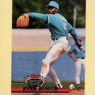 1993 Stadium Club Baseball #350 Ryan Bowen - Florida Marlins