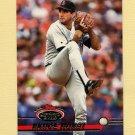 1993 Stadium Club Baseball #347 Bruce Hurst - San Diego Padres