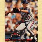 1993 Stadium Club Baseball #344 John Wetteland - Montreal Expos