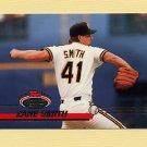 1993 Stadium Club Baseball #343 Zane Smith - Pittsburgh Pirates