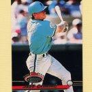 1993 Stadium Club Baseball #340 Jeff Conine - Florida Marlins