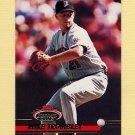 1993 Stadium Club Baseball #336 Mike Trombley - Minnesota Twins