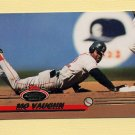 1993 Stadium Club Baseball #334 Mo Vaughn - Boston Red Sox
