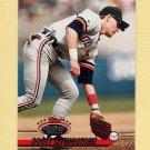 1993 Stadium Club Baseball #328 Scott Livingstone - Detroit Tigers