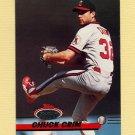1993 Stadium Club Baseball #327 Chuck Crim - California Angels