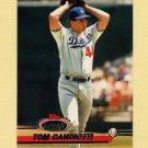1993 Stadium Club Baseball #325 Tom Candiotti - Los Angeles Dodgers