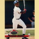 1993 Stadium Club Baseball #318 Donald Harris - Texas Rangers
