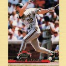 1993 Stadium Club Baseball #317 John Wehner - Pittsburgh Pirates