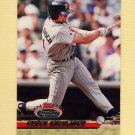 1993 Stadium Club Baseball #314 Chuck Knoblauch - Minnesota Twins