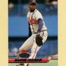 1993 Stadium Club Baseball #309 Marvin Freeman - Atlanta Braves