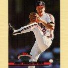 1993 Stadium Club Baseball #308 Mike Christopher - Cleveland Indians