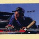 1993 Stadium Club Baseball #303 Darryl Hamilton - Milwaukee Brewers