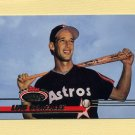1993 Stadium Club Baseball #302 Luis Gonzalez - Houston Astros