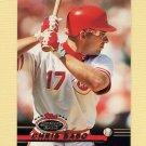 1993 Stadium Club Baseball #286 Chris Sabo - Cincinnati Reds