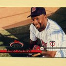 1993 Stadium Club Baseball #283 Kirby Puckett - Minnesota Twins