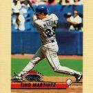 1993 Stadium Club Baseball #273 Tino Martinez - Seattle Mariners