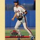 1993 Stadium Club Baseball #269 Jeff Kent - New York Mets