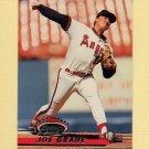 1993 Stadium Club Baseball #262 Joe Grahe - California Angels