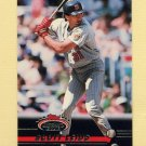 1993 Stadium Club Baseball #254 Scott Leius - Minnesota Twins