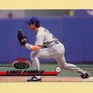 1993 Stadium Club Baseball #252 Lance Parrish - Seattle Mariners