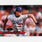 1993 Stadium Club Baseball #251 Roger McDowell - Los Angeles Dodgers ExMt