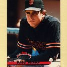 1993 Stadium Club Baseball #245 Dave Burba - San Francisco Giants