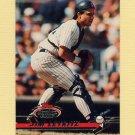 1993 Stadium Club Baseball #234 Jim Leyritz - New York Yankees