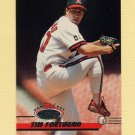 1993 Stadium Club Baseball #231 Tim Fortugno - California Angels