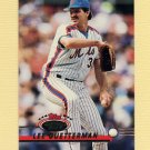 1993 Stadium Club Baseball #214 Lee Guetterman - New York Mets