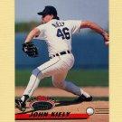 1993 Stadium Club Baseball #212 John Kiely - Detroit Tigers