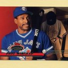 1993 Stadium Club Baseball #206 Dave Winfield - Toronto Blue Jays