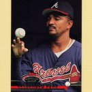 1993 Stadium Club Baseball #205 Alejandro Pena - Atlanta Braves