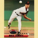 1993 Stadium Club Baseball #204 Bill Swift - San Francisco Giants