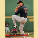1993 Stadium Club Baseball #182 Carl Willis - Minnesota Twins