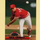 1993 Stadium Club Baseball #165 Greg Swindell - Cincinnati Reds