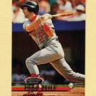 1993 Stadium Club Baseball #152 Todd Zeile - St. Louis Cardinals