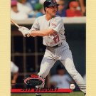 1993 Stadium Club Baseball #146 Jeff Reboulet - Minnesota Twins
