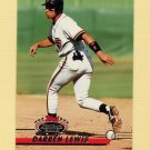1993 Stadium Club Baseball #143 Darren Lewis - San Francisco Giants