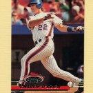 1993 Stadium Club Baseball #128 Charlie O'Brien - New York Mets