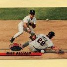 1993 Stadium Club Baseball #126 Mike Gallego - New York Yankees