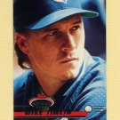 1993 Stadium Club Baseball #120 Mike Timlin - Toronto Blue Jays