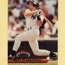 1993 Stadium Club Baseball #105 Andy Stankiewicz - New York Yankees