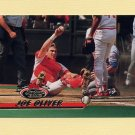 1993 Stadium Club Baseball #096 Joe Oliver - Cincinnati Reds
