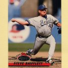 1993 Stadium Club Baseball #084 Steve Shifflett - Kansas City Royals