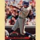 1993 Stadium Club Baseball #078 Delino DeShields - Montreal Expos