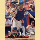 1993 Stadium Club Baseball #072 Todd Hundley - New York Mets