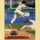 1993 Stadium Club Baseball #070 Casey Candaele - Houston Astros
