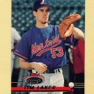 1993 Stadium Club Baseball #018 Tim Laker RC - Montreal Expos