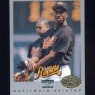 1997 Score Premium Stock Baseball #308 Nerio Rodriguez RC - Baltimore Orioles