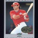 1997 Score Premium Stock Baseball #295 Gary Gaetti - St. Louis Cardinals